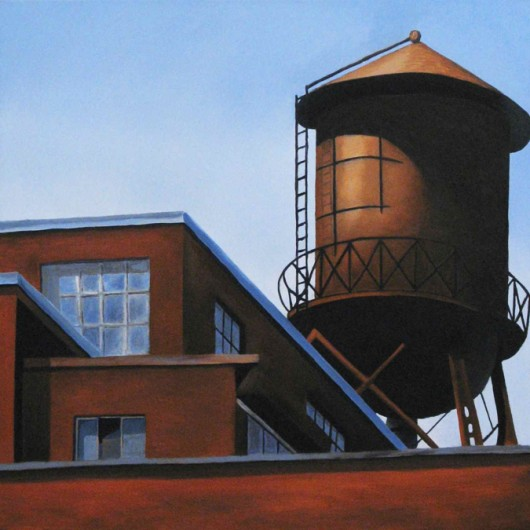 The Water Tower © 2010 by Duane Gordon