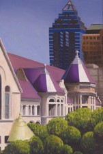 McGill Peaks © 2011 Duane Gordon