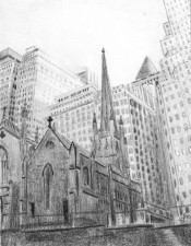 Trinity Church © Duane Gordon 2011