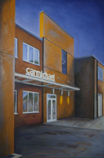 Carmichael, Montreal, Commission - Duane Gordon